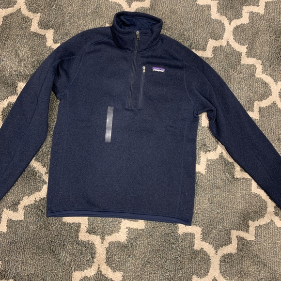 Men's Patagonia 3/4 zip Sweater